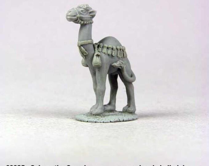 60025: Sidekicks - Sahara the Camel - Bombshell Miniatures