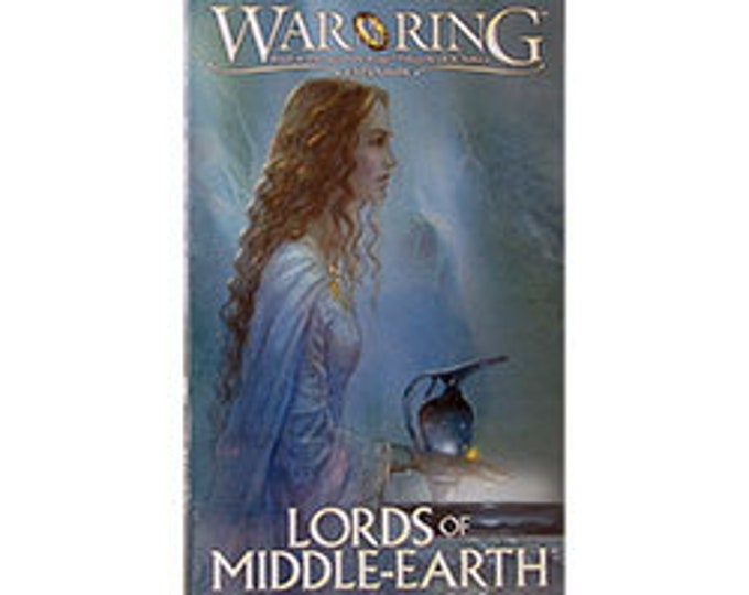 War of the Ring: Lords of Middle Earth - Ares Games