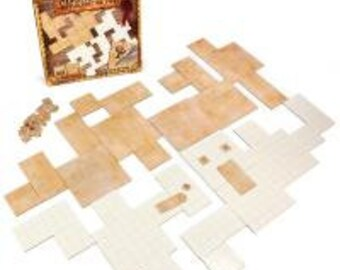 Stratagem Master's Atlas: Blank / Parchment