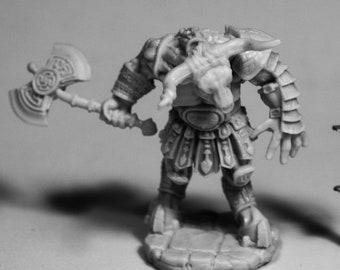 77501: Minotaur - Reaper Miniatures