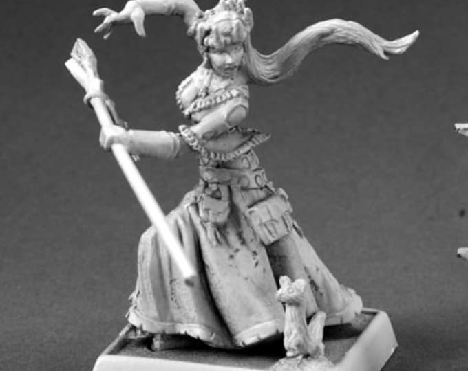 60149: Winter Witch - Reaper Miniatures