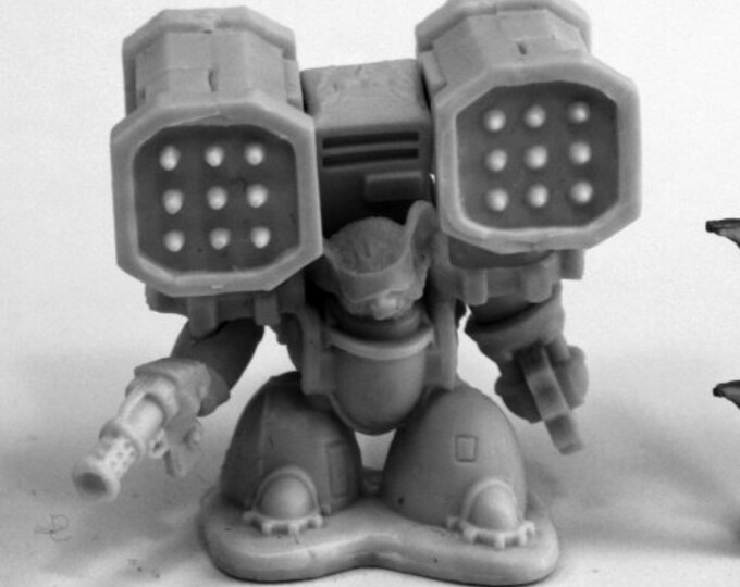 80085: Space Mousling Heavy - Reaper Miniatures