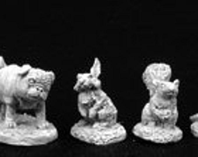 02756: Familiar Pack IV - Reaper Miniatures