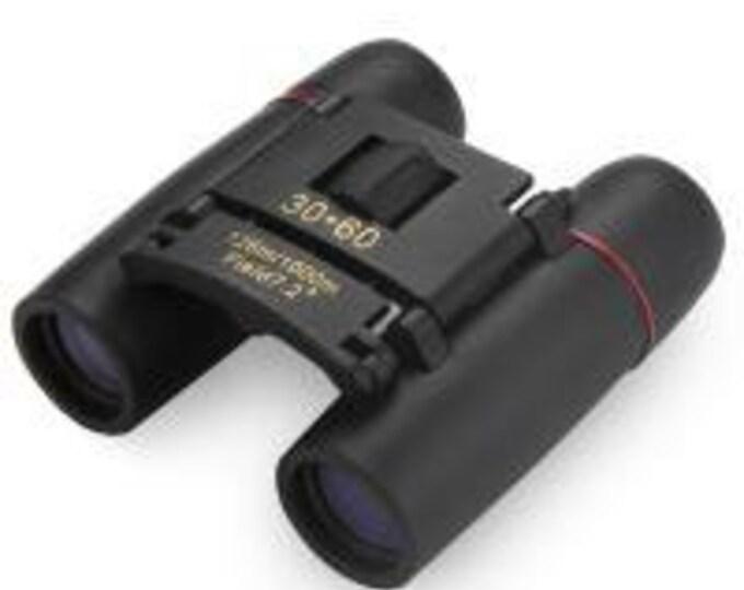 Folding 30x60 Binoculars - Grizzly Peak
