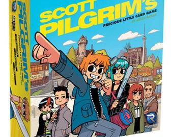 RGS0575 - Scott Pilgrim's Precious Little Card Game - Renegade Game Studios