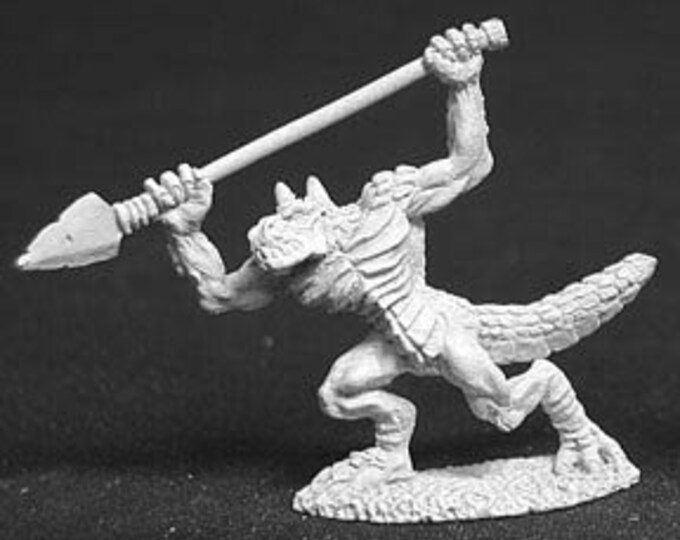 02315: Lizard Man - Reaper Miniatures