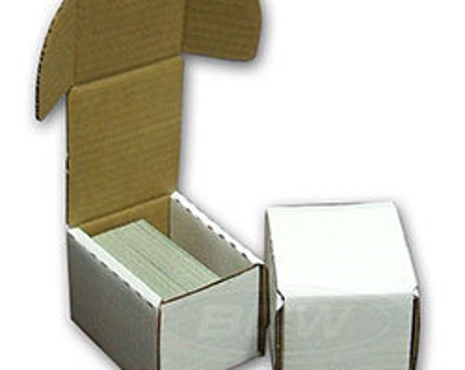 Box: Cardboard 330 (Set of 50) - BCW330 - BCW