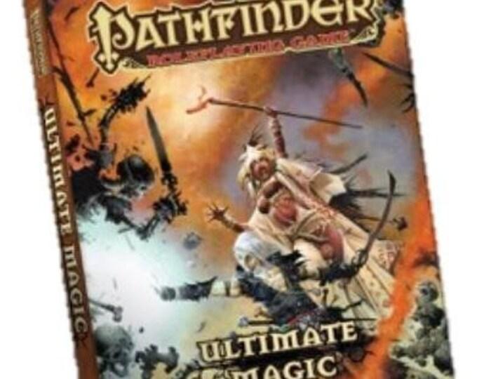 Pathfinder RPG: Ultimate Magic (Pocket Edition) - PZO1117-PE - Paizo