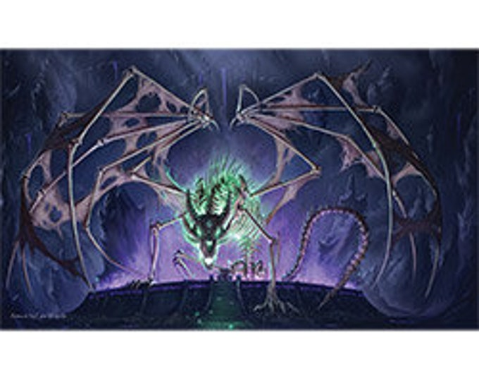 Playmat: - Rise of the Dracolich - ACT30 - Action Sports