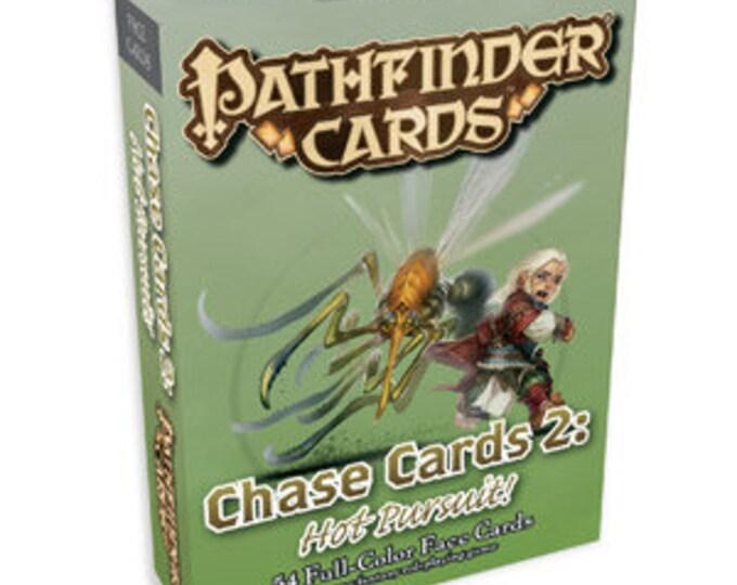 Pathfinder GM Cards: Chase 2 Hot Pursuit - Paizo Publishing