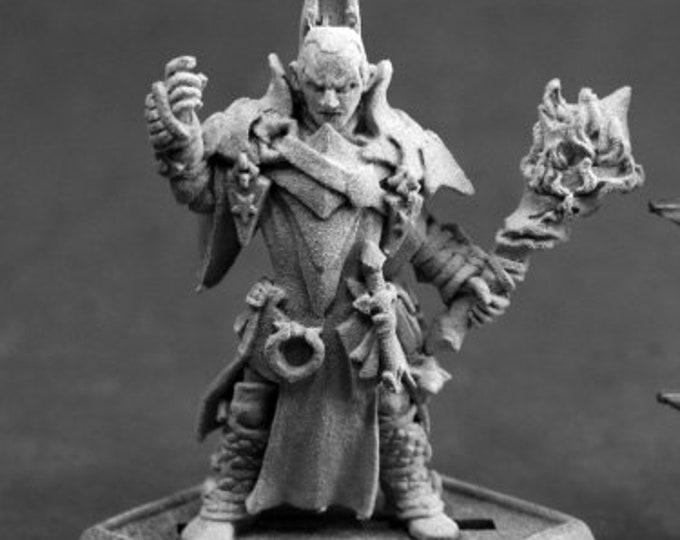 60205: Barzillai Thrune - Reaper Miniatures