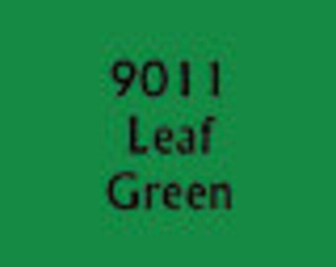 09011: Leaf Green - MSP Core Colors - Reaper Miniatures
