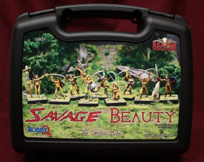 10025: Savage Beauty - Reaper Miniatures