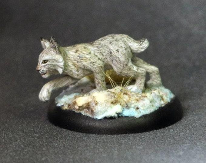 60033: Sidekicks - Jodee, Lynx - Bombshell Miniatures
