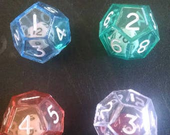 Dice within Dice - d12