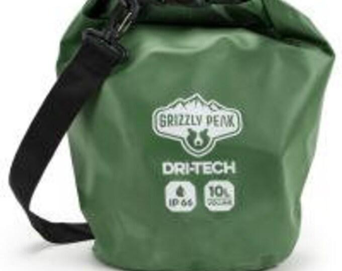 10L Dri-Tech Waterproof Dry Bag - Grizzly Peak