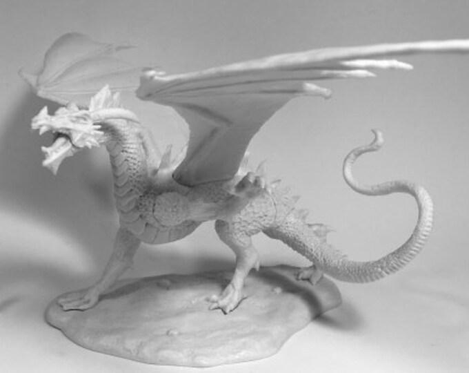 77545: Diabolus the Devil Dragon - Reaper Miniatures