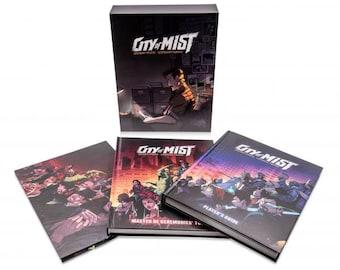 City of Mist RPG: Premium Box Set - Modiphius Entertainment