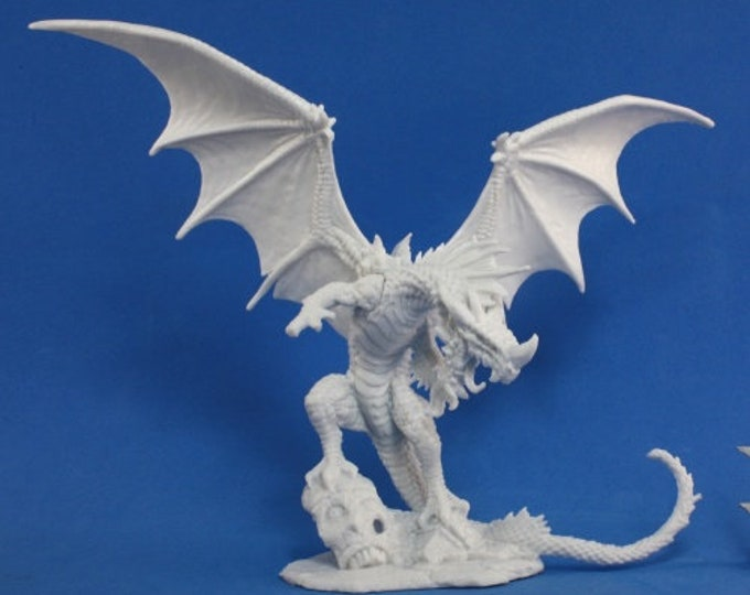 89001: Pathfinder Red Dragon - Reaper Miniatures