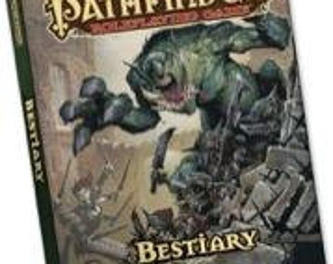 Pathfinder RPG: Bestiary 1 (Pocket Edition) - PZO1112-PE - Paizo