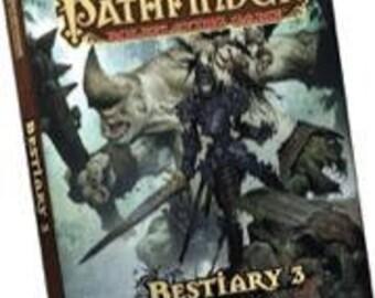 Pathfinder RPG: Bestiary 3 (Pocket Edition) - PZO1120-PE - Paizo