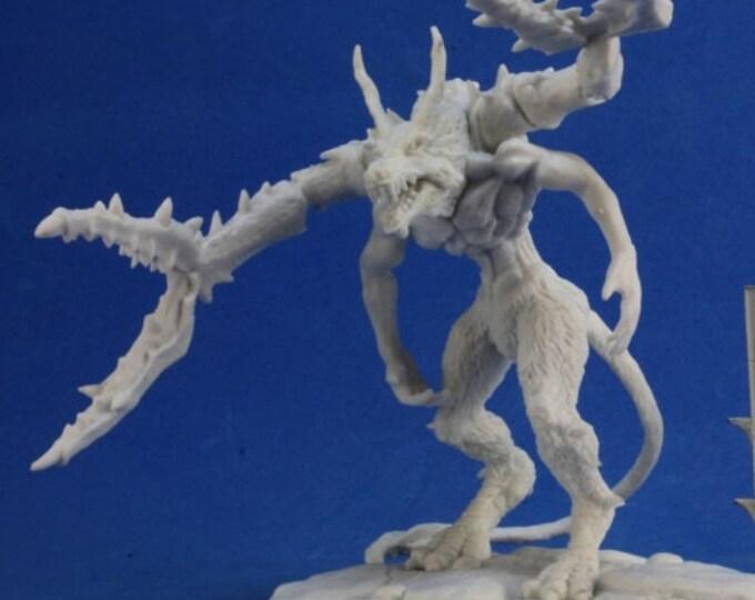 77307: Wolf Demon - Reaper Miniatures