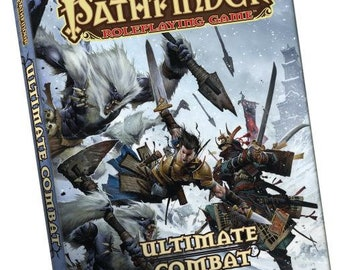 Pathfinder RPG: Ultimate Combat (Pocket Edition) - PZO1118-PE - Paizo