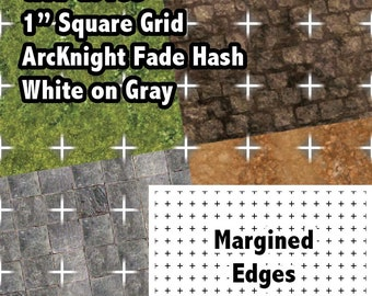 AKM Clear Map Grid Overlays - (Custom Colors, Square or Hex Grid) - ArcKnight