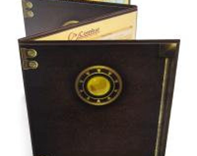 Stratagem Master's Tome Customizable DM Screen: Brown