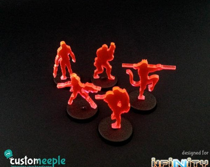 Infinity: Camo Silhouettes - Nomads - INF00140CA - Customeeple
