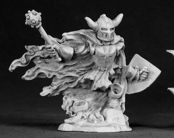 Reaper 02281: Crypt Wraith 28mm Dark Heaven Legends Metal Miniatures - Reaper Miniatures