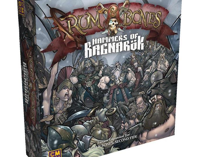 Rum & Bones: Second Tide- Hammers of Ragnarok - CMON