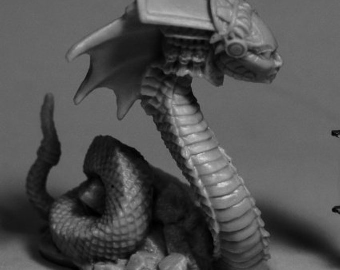 77511: Xiloxoch, Naga - Reaper Miniatures