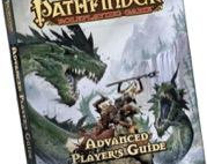 Pathfinder RPG: Advanced Player's Guide (Pocket Edition) - PZO1115-PE - Paizo