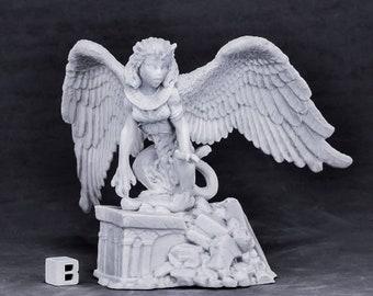 77576: Female Sphinx - Reaper Miniatures