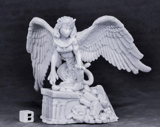 Female Sphinx - 77576 - Reaper Miniatures