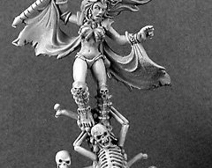 03100: Thanis the Bonecaller - Reaper Miniatures