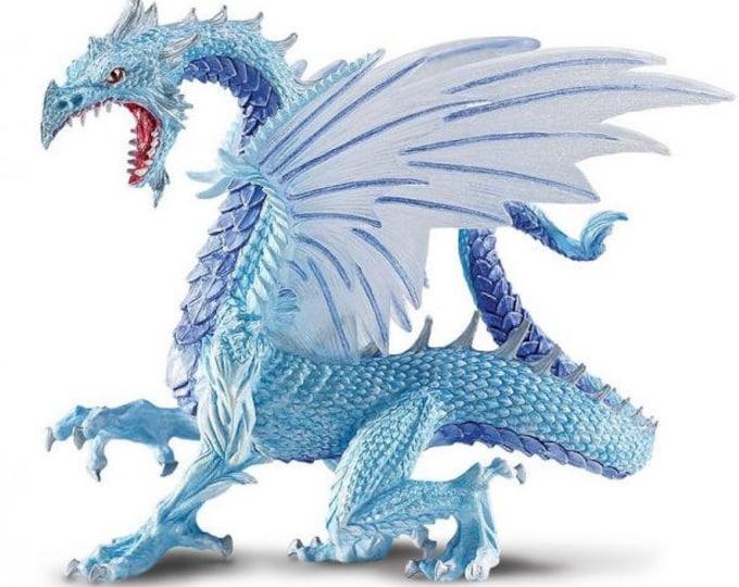 Safari Ltd 10145: Dragons - Ice Dragon - Purchasing Collective