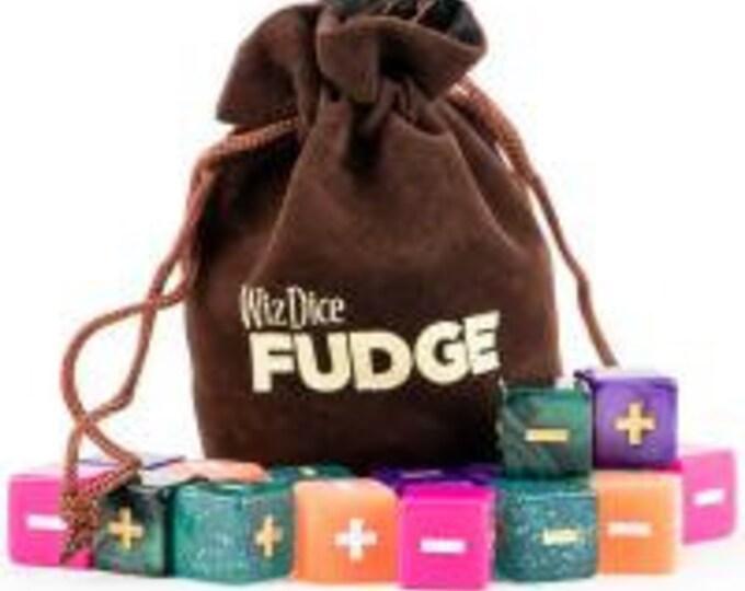 WizDice Fudge/Fate Dice GM Starter Set (Mystical) - Purchasing Cooperative