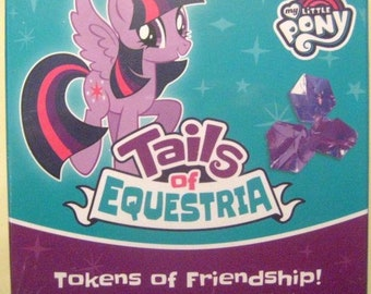 My Little Pony RPG: Tails of Equestria - Tokens of Friendship - River Horse Games