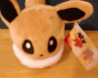 Plush Pokemon: 5 inch Eevee