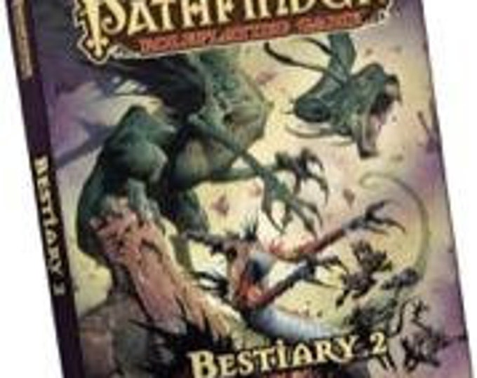 Pathfinder RPG: Bestiary 2 (Pocket Edition) - PZO1116-PE - Paizo