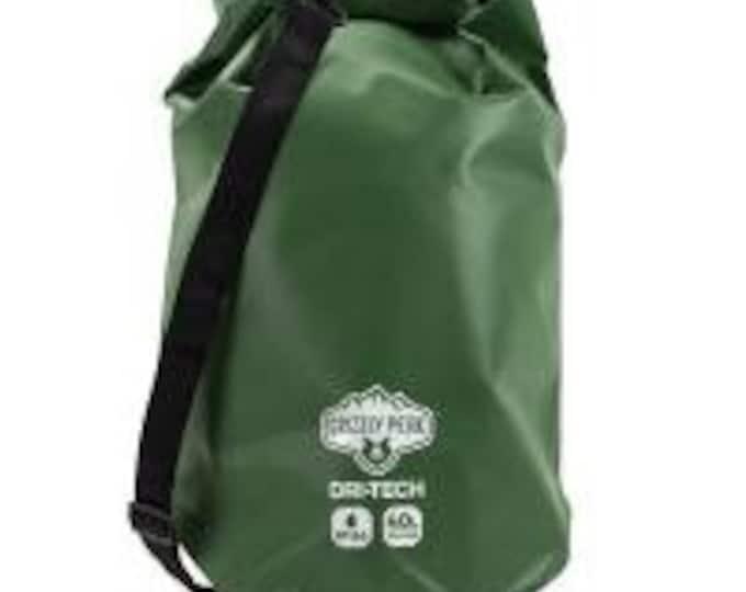 40L Dri-Tech Waterproof Dry Bag - Grizzly Peak