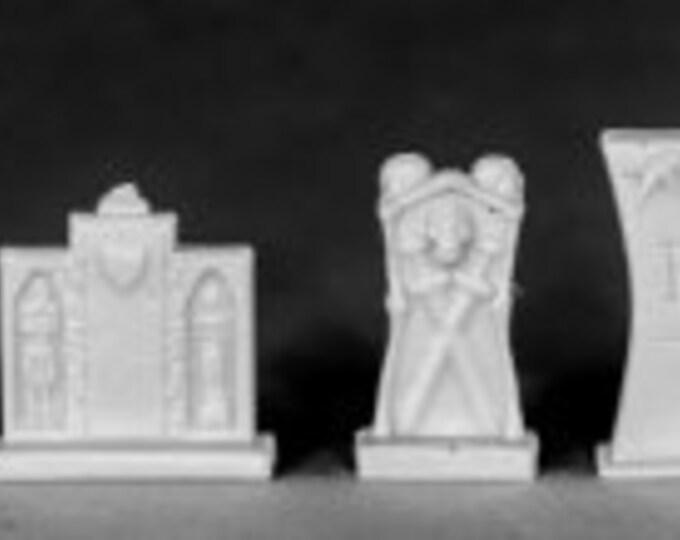77534: Tombstones - Reaper Miniatures