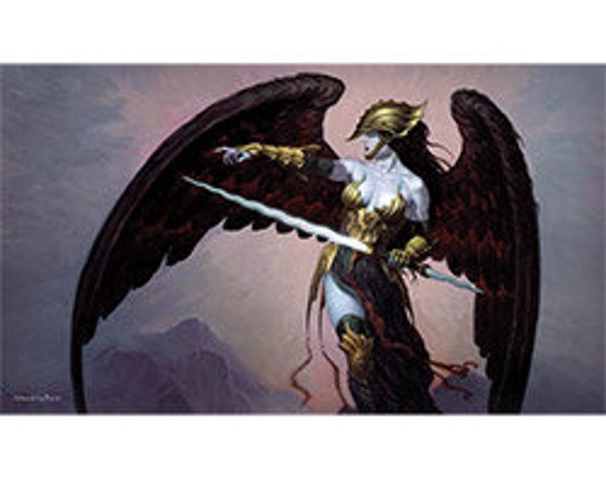 Playmat: - Golden Helm - ACT31 - Action Sports
