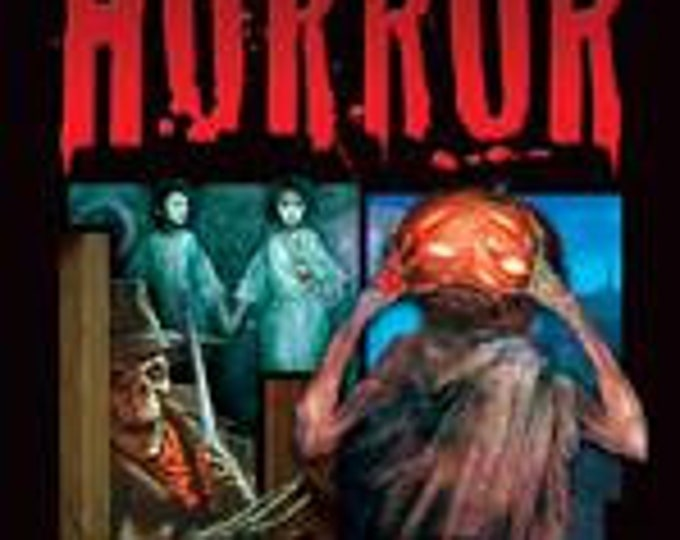 GURPS RPG 4th Edition: Horror (Softcover) - Steve Jackson Games