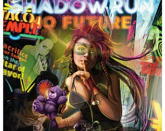 Shadowrun RPG: No Future - Catalyst Game Labs