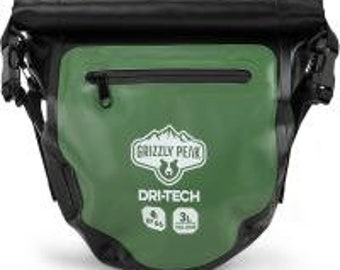3L Dri-Tech Waterproof Dry Satchel - Grizzly Peak