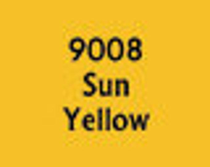 Reaper 09008: Sun Yellow MSP Core Colors Master Series Paints - Reaper Miniatures