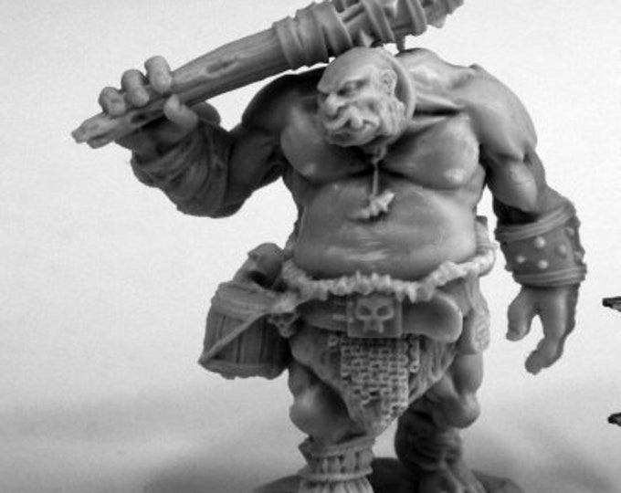 77456: Ogre Guard - Reaper Miniatures